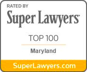 Super Lawyers Top 100 Maryland