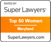 Super Lawyers Top 50 Maryland
