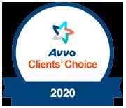 Avvo Client's Choice 2020